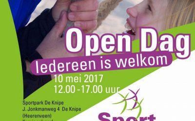 Open Dag 10 mei 2017 van 12.00 – 17.00 uur